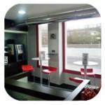 Nuestra tienda-cafetería
